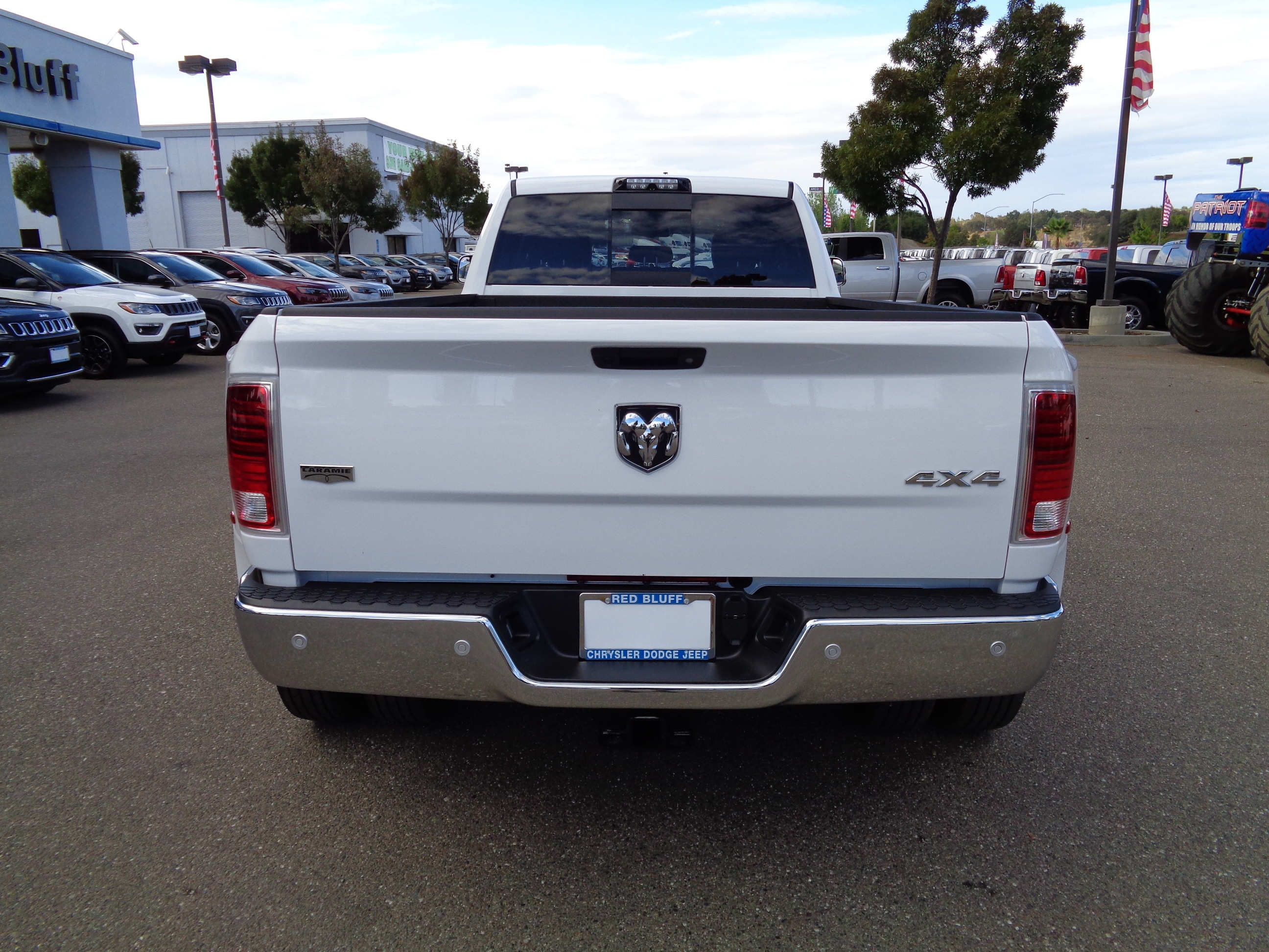 2018 Ram 3500 Crew Cab DRW 4x4,  Pickup #16620 - photo 8