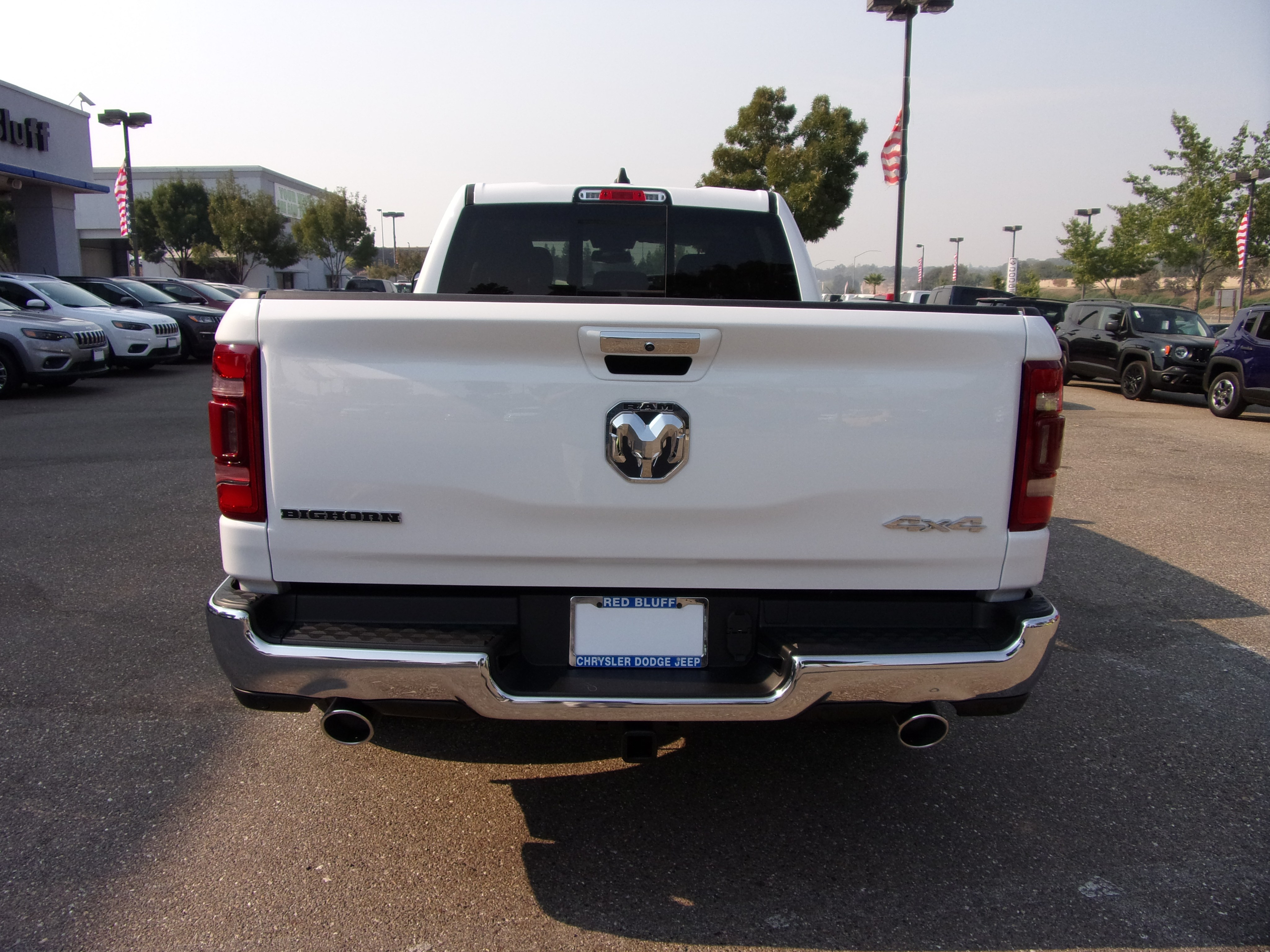 2019 Ram 1500 Crew Cab 4x4,  Pickup #16627 - photo 8