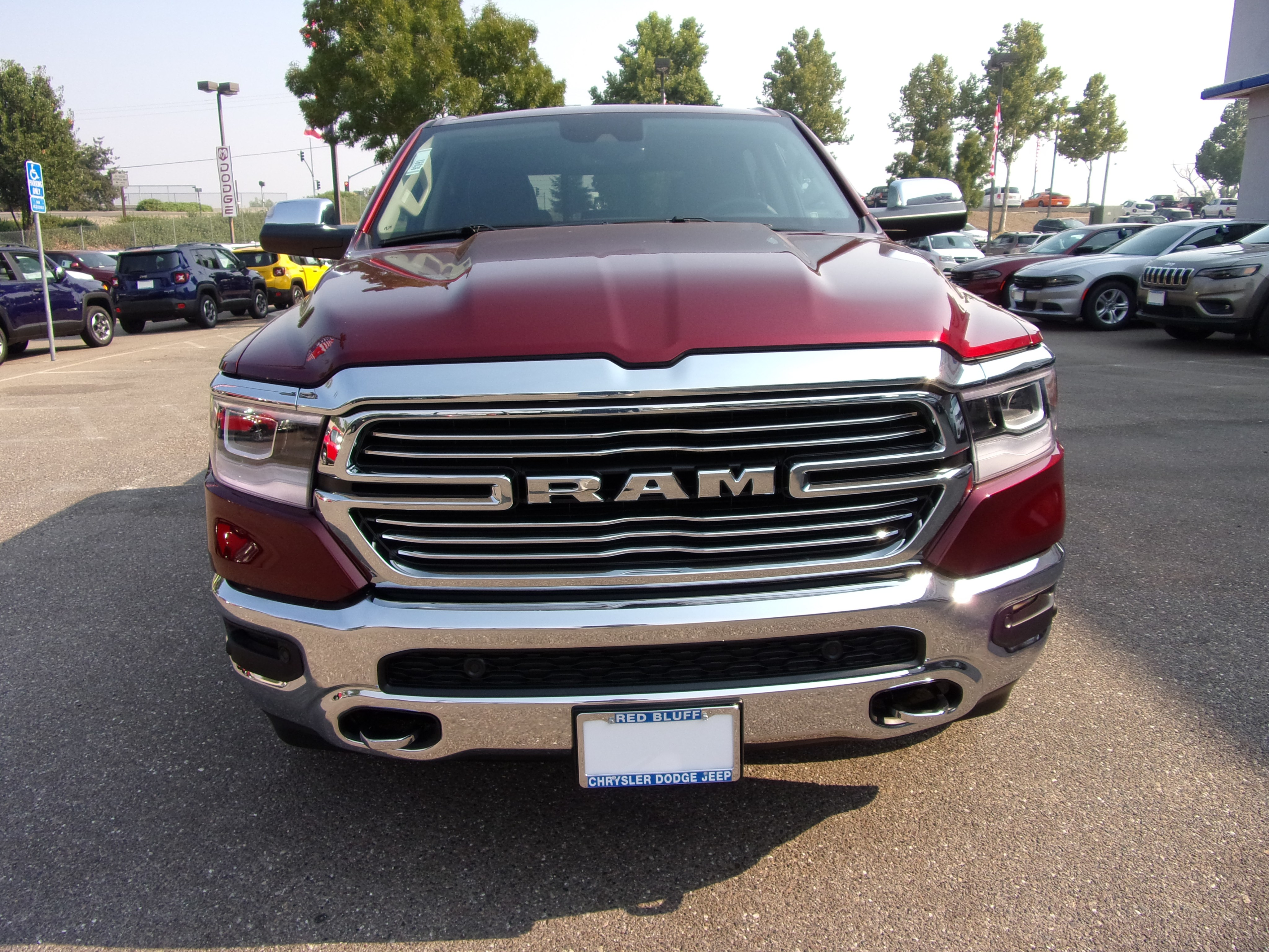 2019 Ram 1500 Crew Cab 4x4,  Pickup #16636 - photo 4