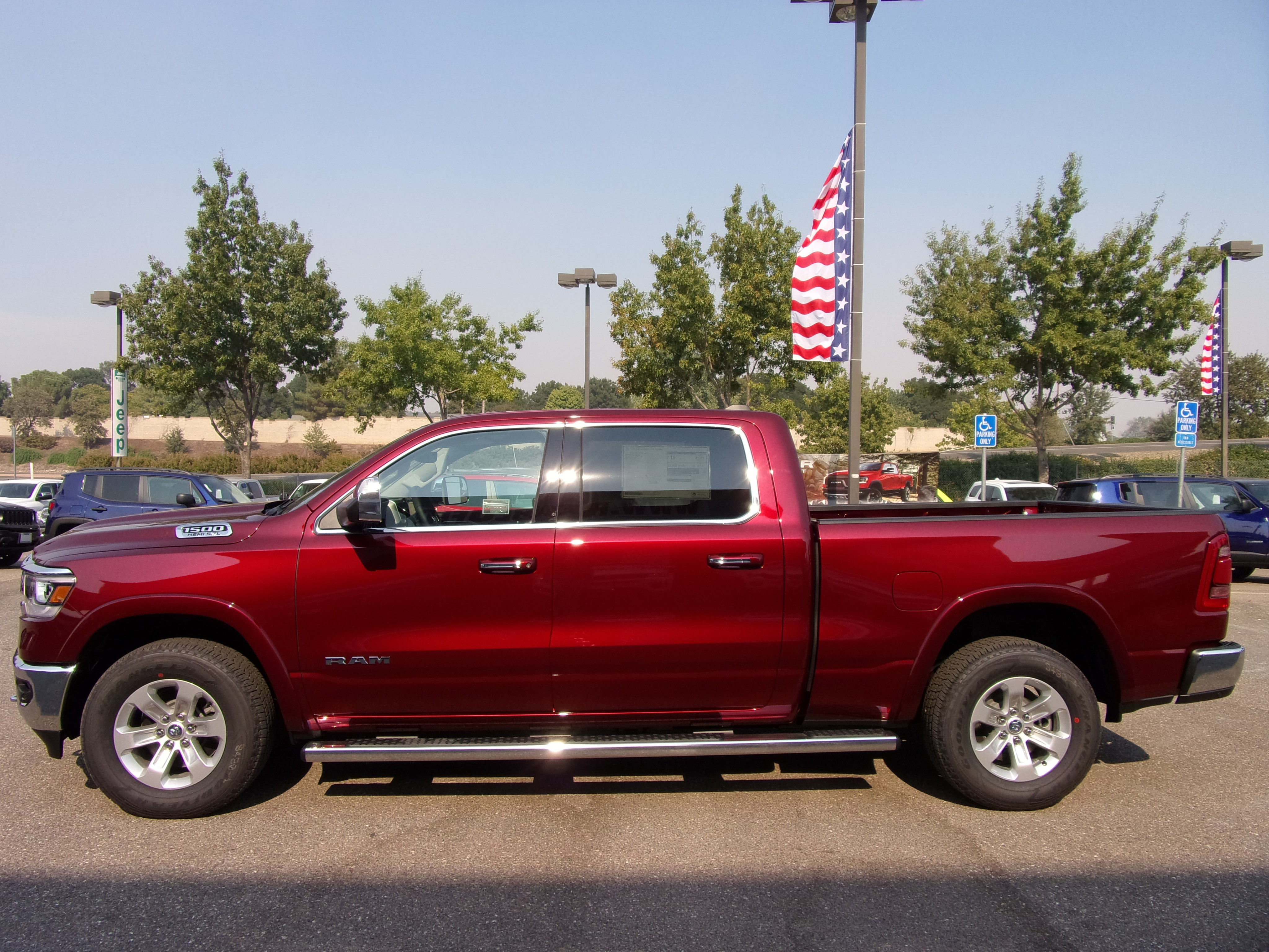 2019 Ram 1500 Crew Cab 4x4,  Pickup #16636 - photo 6