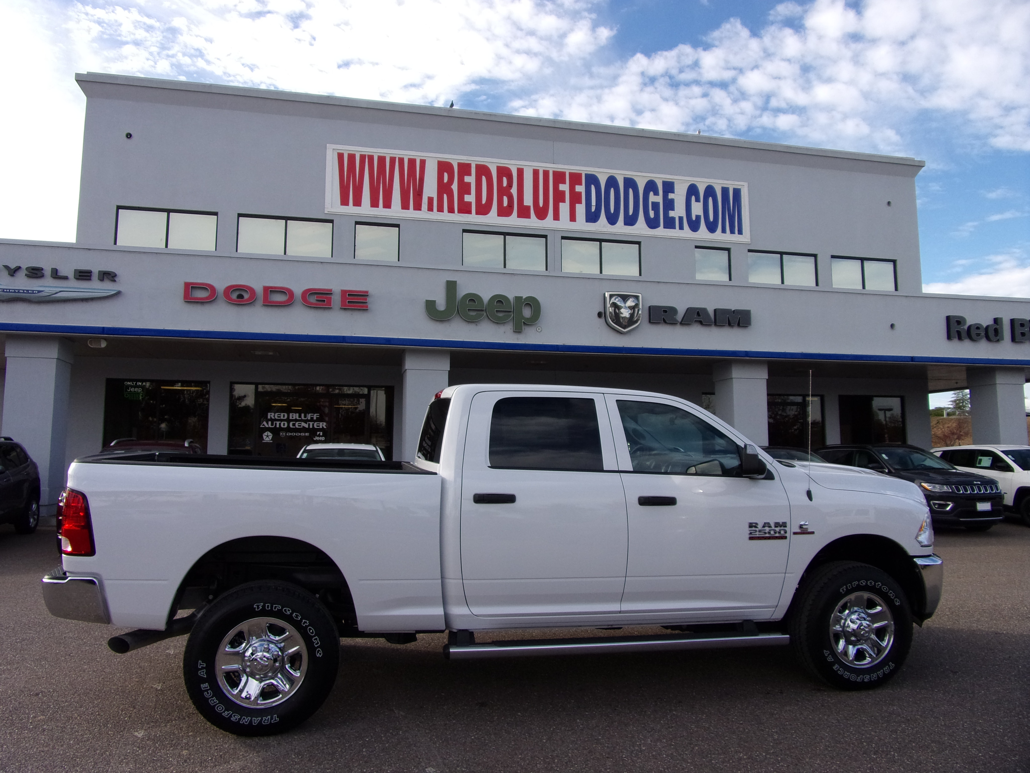 2018 Ram 2500 Crew Cab 4x4,  Pickup #16689 - photo 1