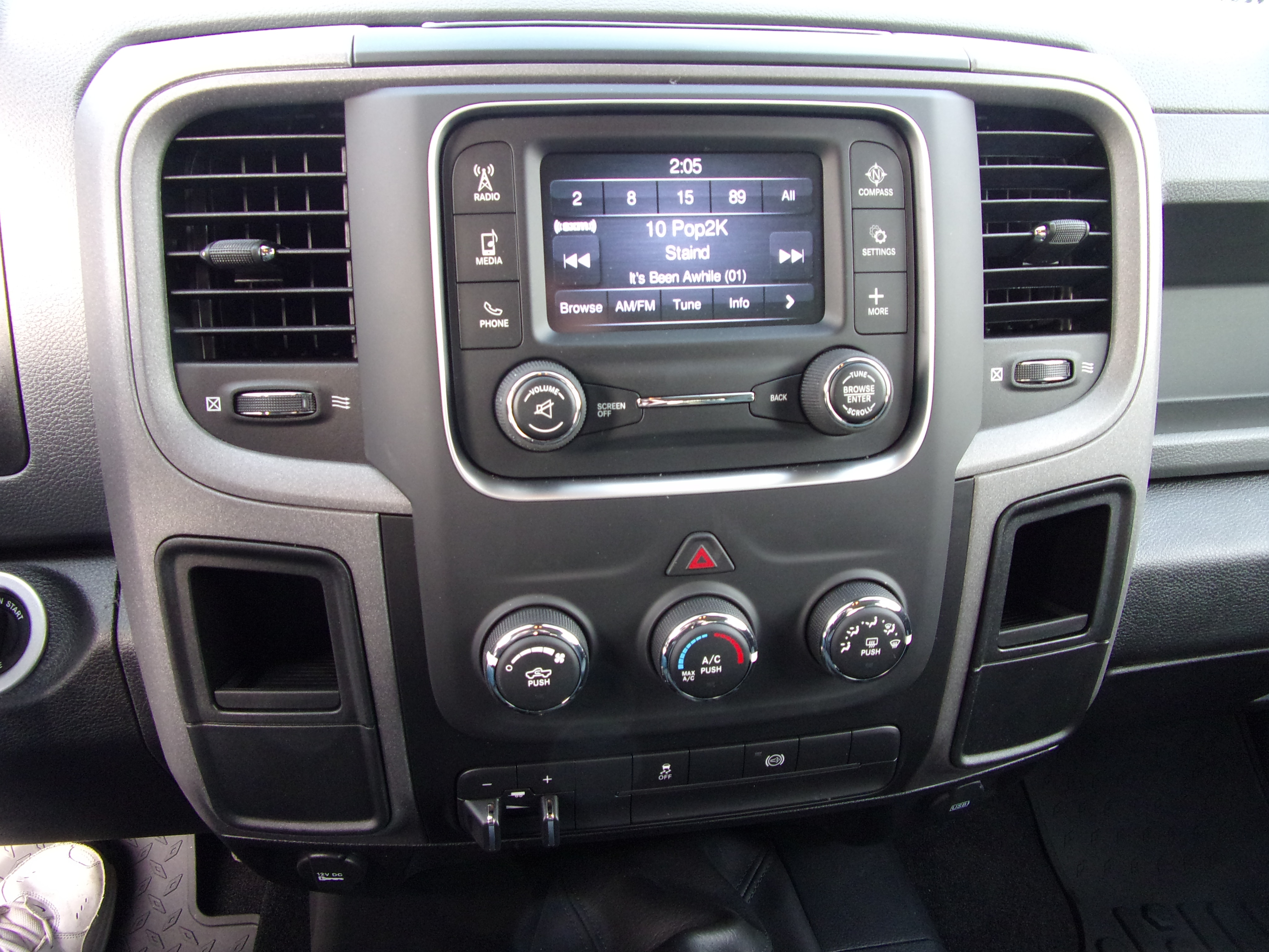 2018 Ram 2500 Crew Cab 4x4,  Pickup #16689 - photo 14