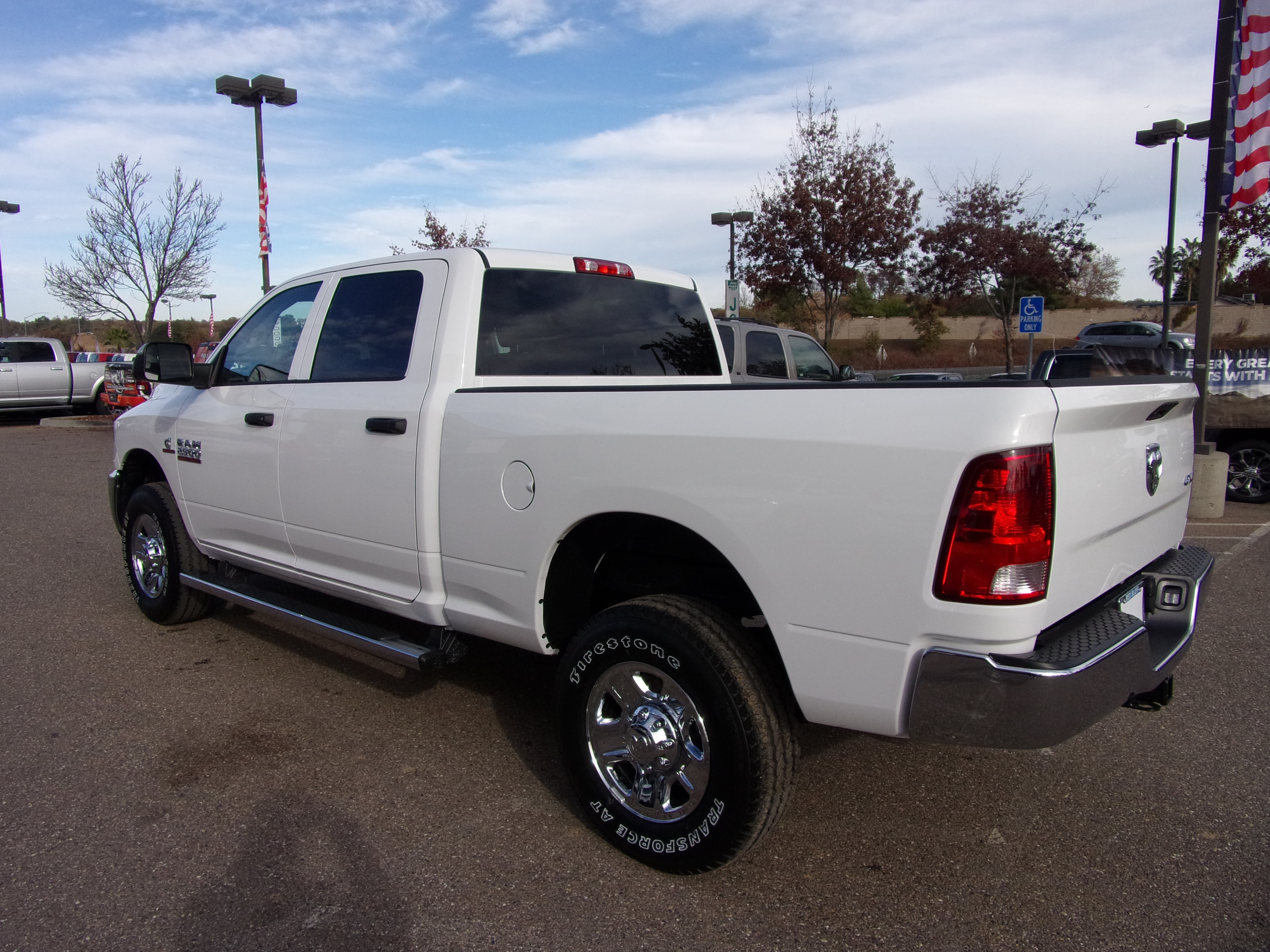 2018 Ram 2500 Crew Cab 4x4,  Pickup #16689 - photo 6