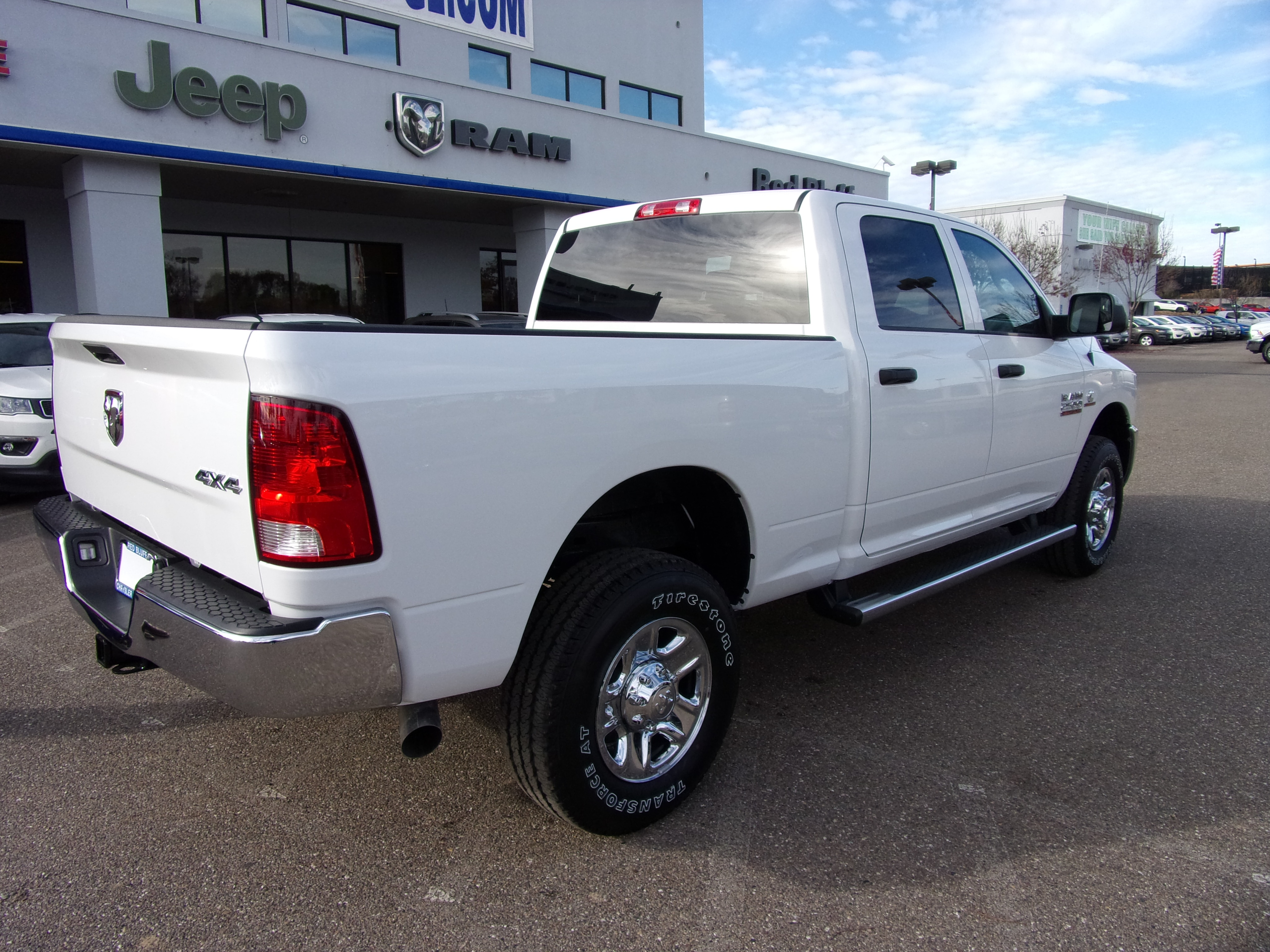 2018 Ram 2500 Crew Cab 4x4,  Pickup #16689 - photo 8