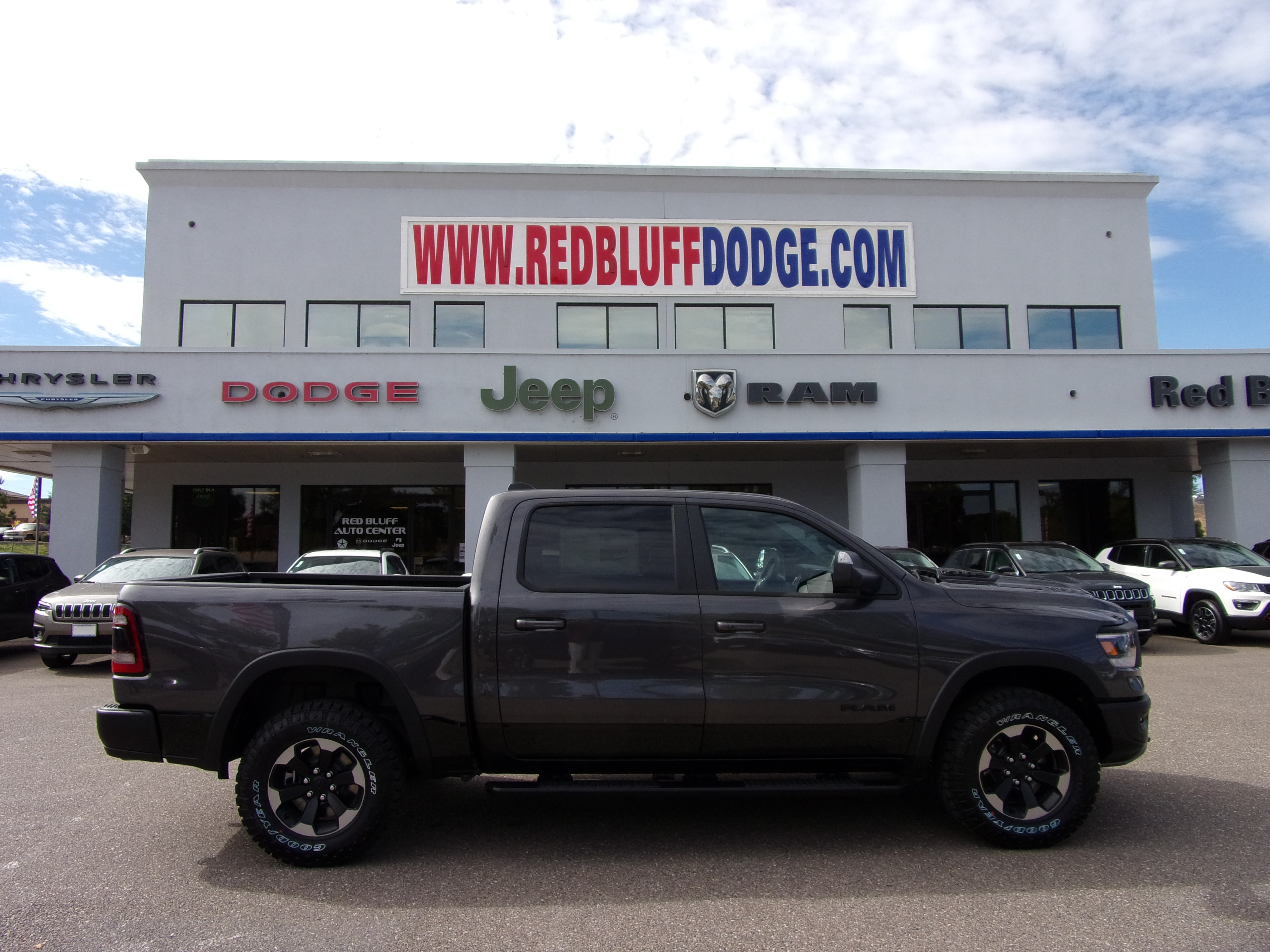 2019 Ram 1500 Crew Cab 4x4,  Pickup #16727 - photo 3