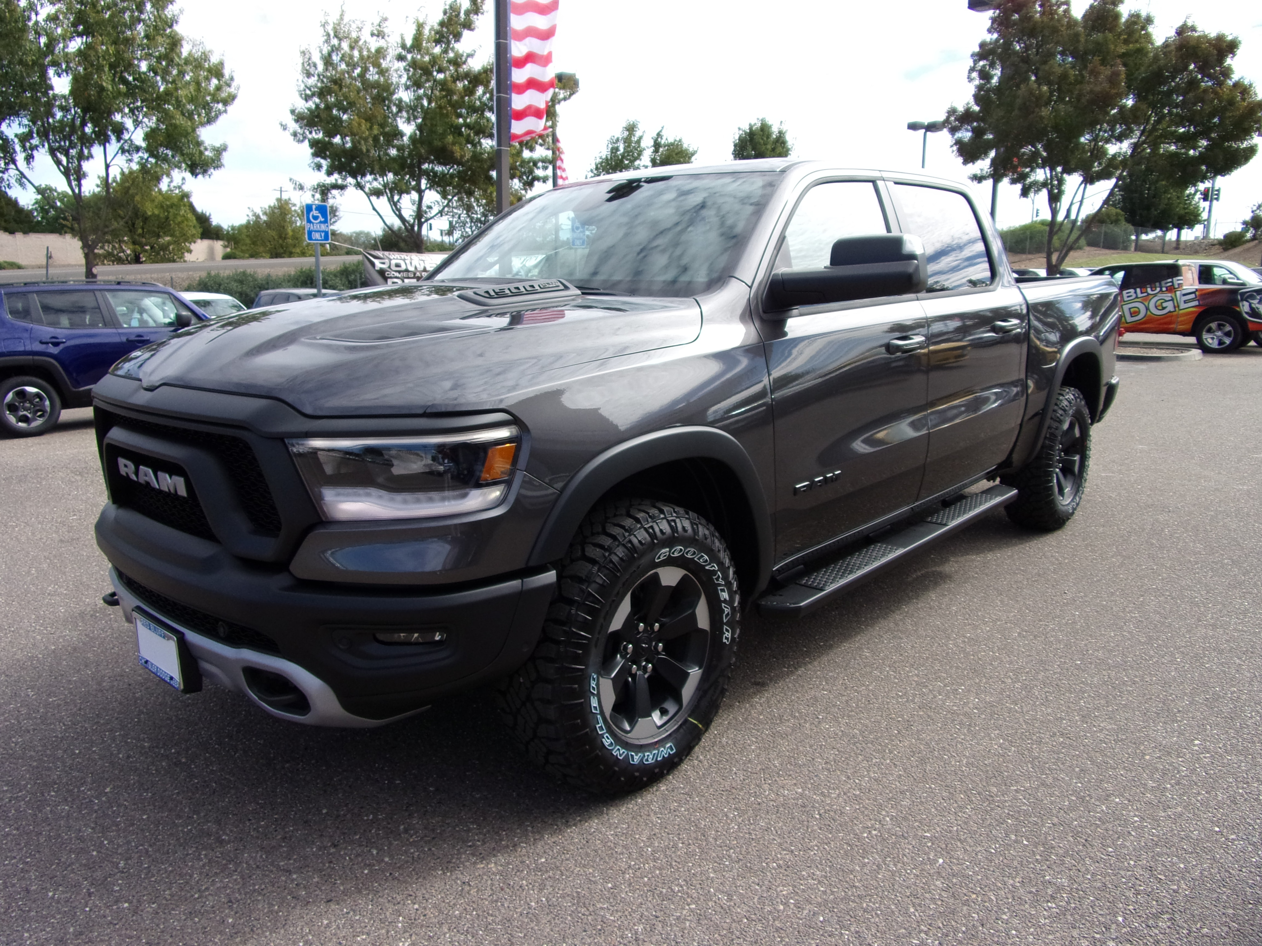 2019 Ram 1500 Crew Cab 4x4,  Pickup #16727 - photo 5