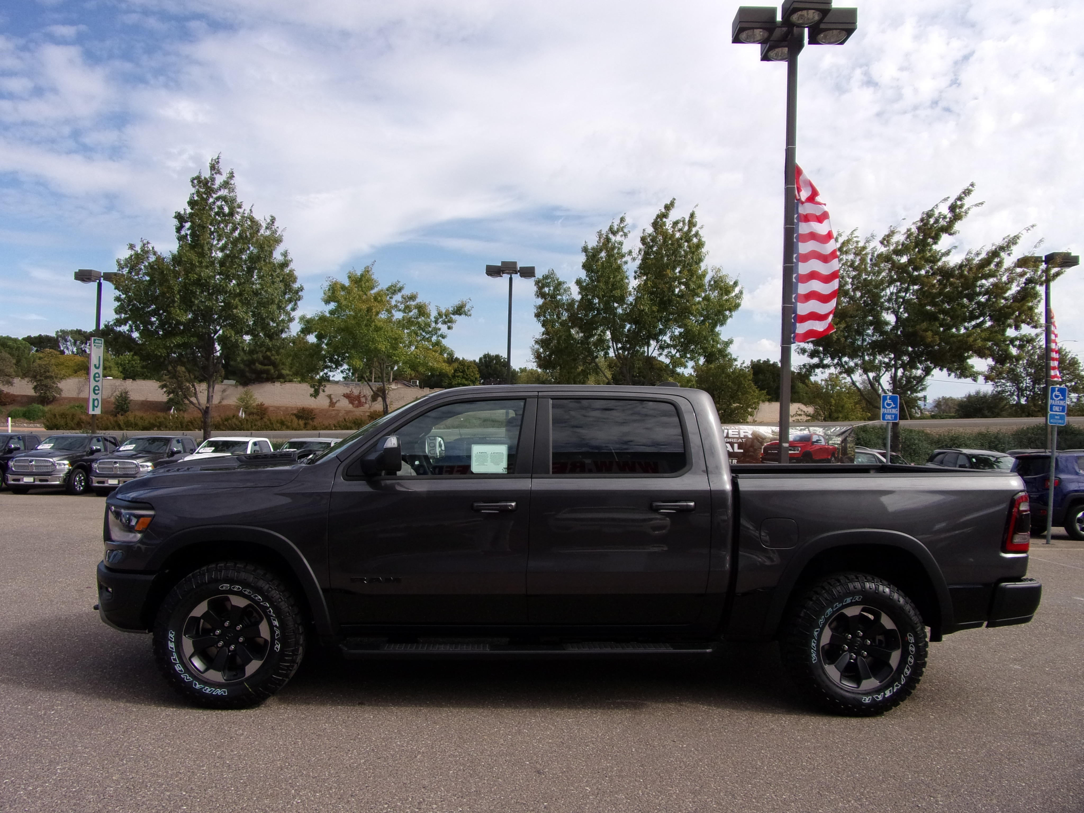 2019 Ram 1500 Crew Cab 4x4,  Pickup #16727 - photo 6