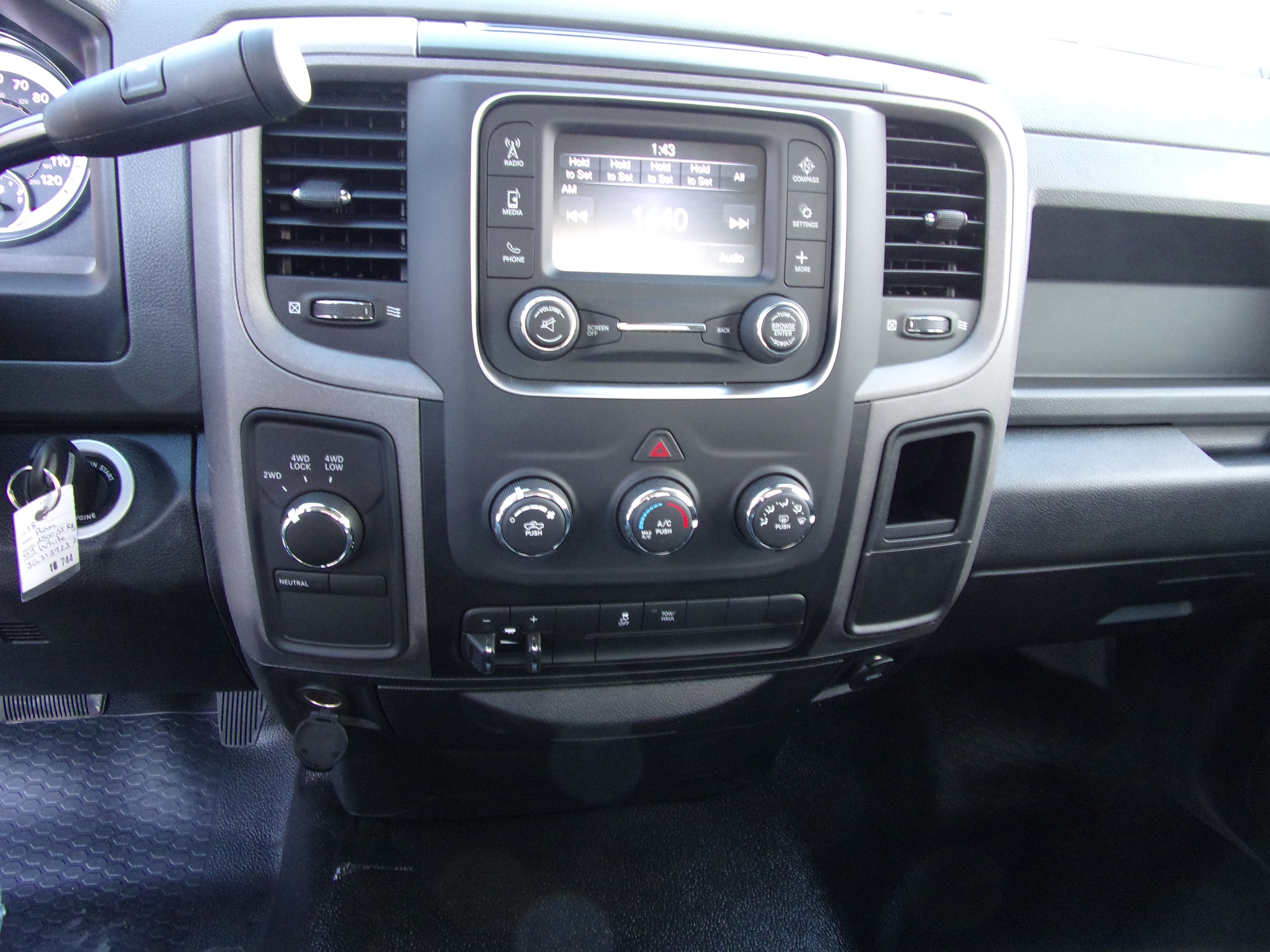 2018 Ram 2500 Regular Cab 4x4,  Harbor Service Body #16744 - photo 14