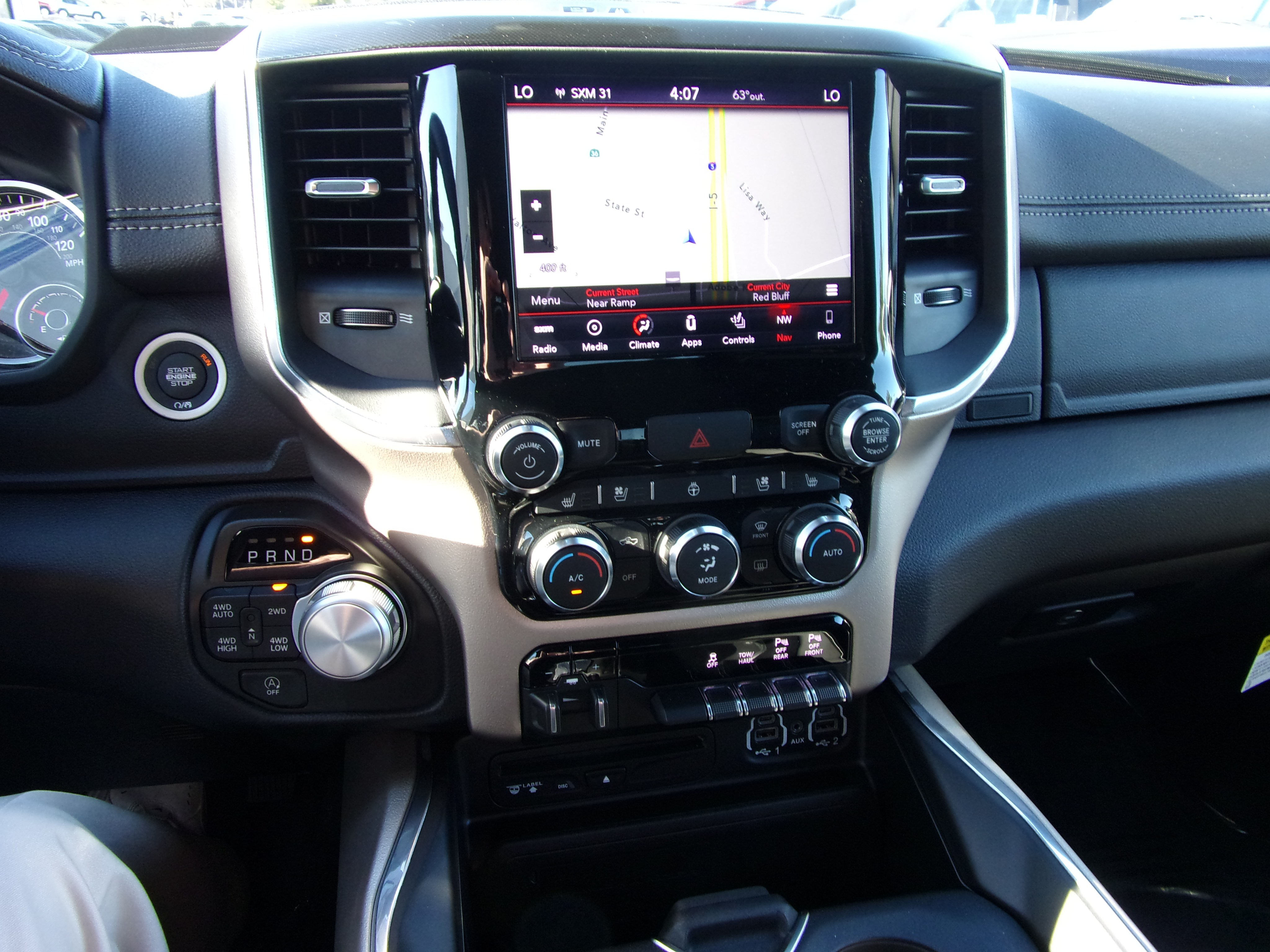 2019 Ram 1500 Crew Cab 4x4,  Pickup #16755 - photo 15