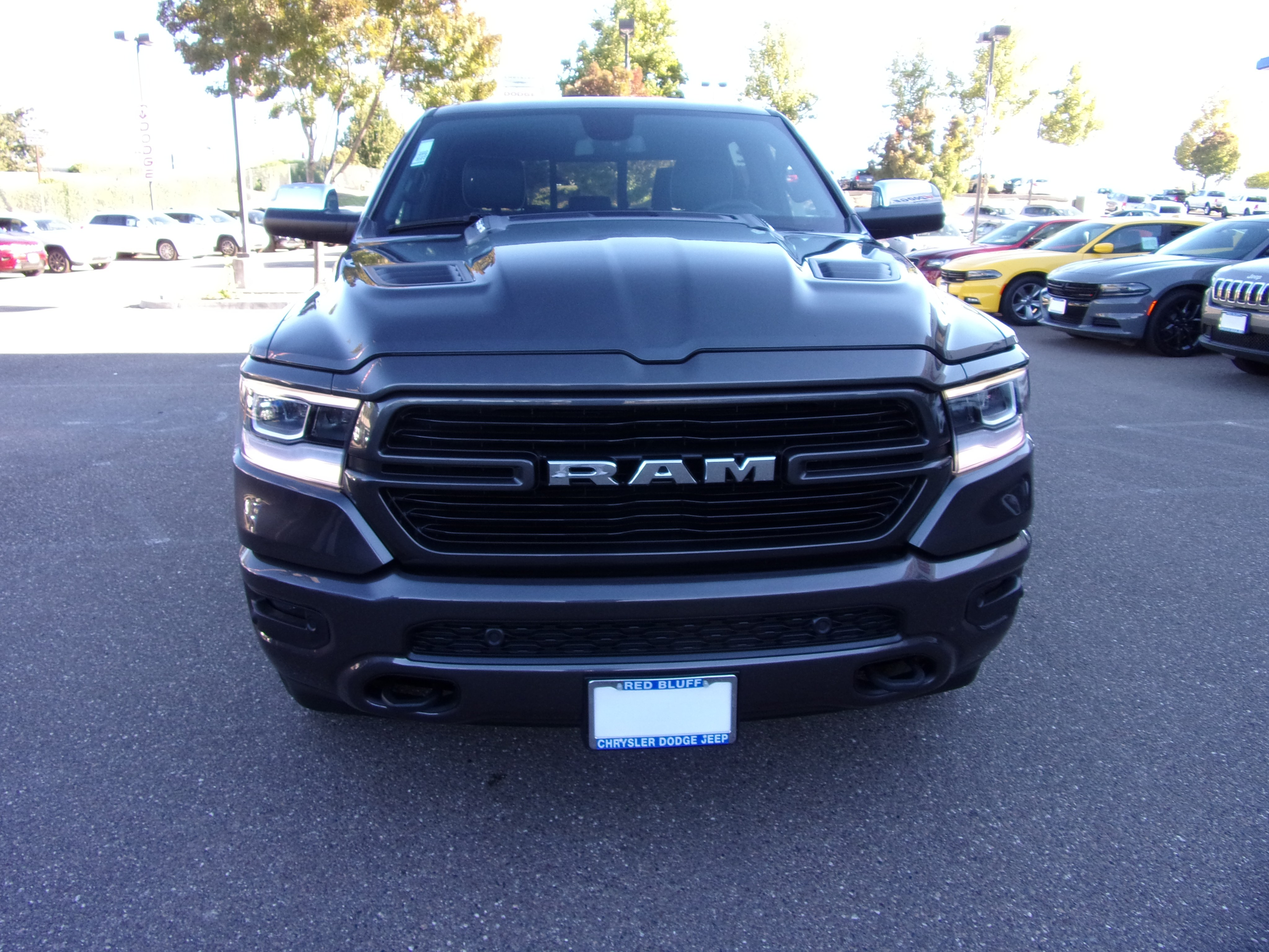 2019 Ram 1500 Crew Cab 4x4,  Pickup #16755 - photo 3