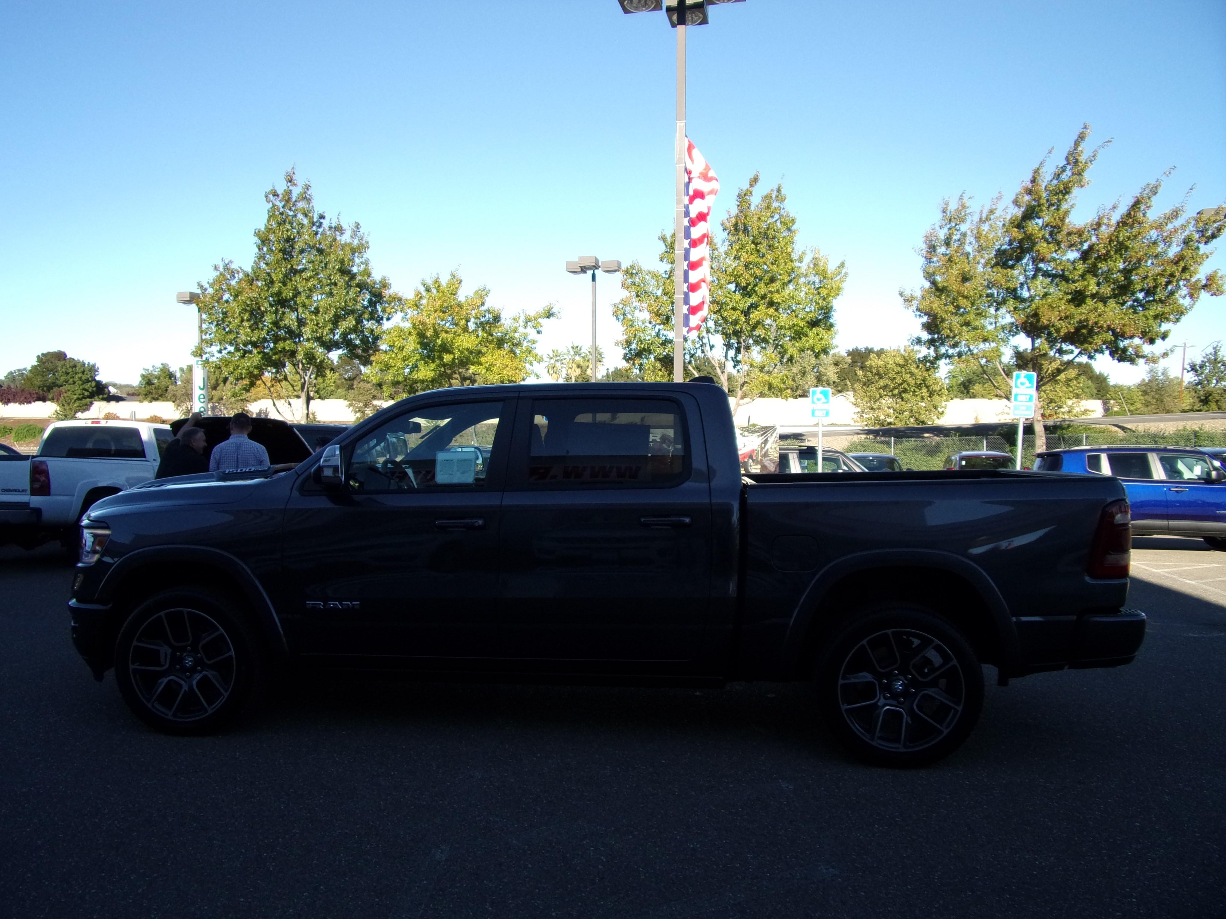 2019 Ram 1500 Crew Cab 4x4,  Pickup #16755 - photo 5
