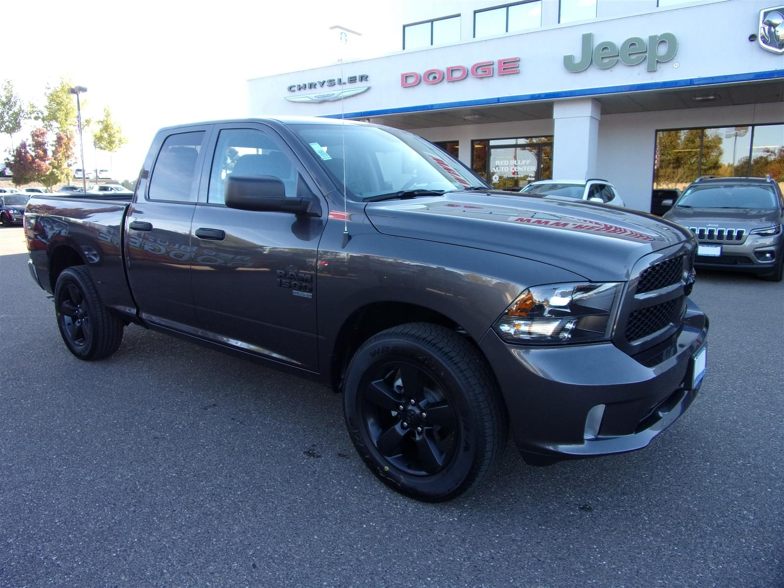 2019 Ram 1500 Quad Cab 4x4,  Pickup #16803 - photo 1