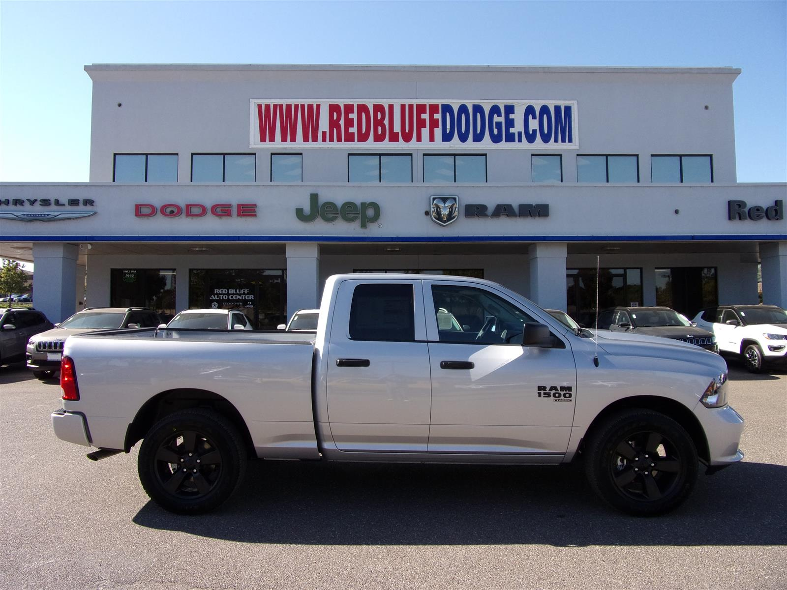 2019 Ram 1500 Quad Cab 4x4,  Pickup #16815 - photo 3