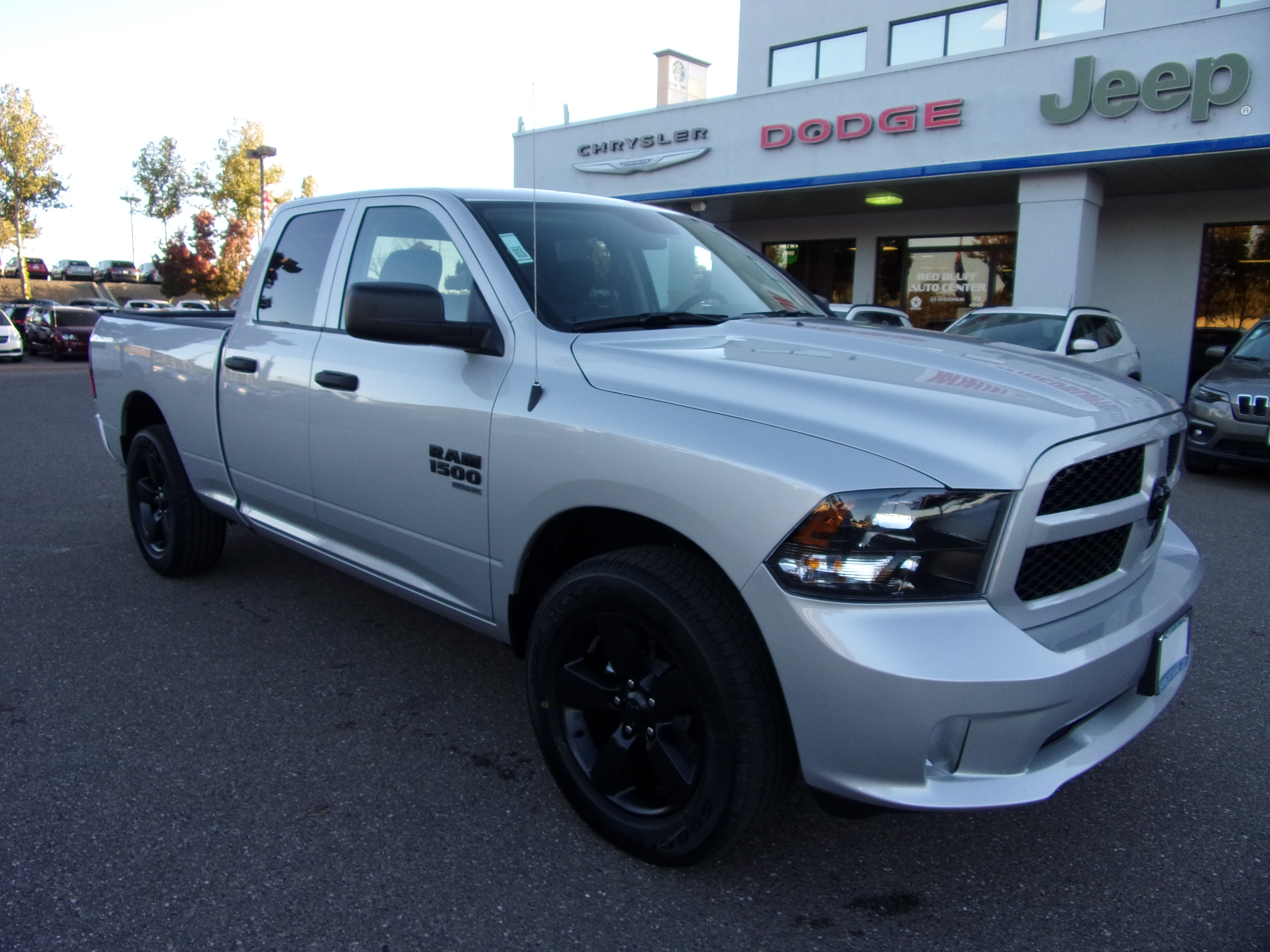 2019 Ram 1500 Quad Cab 4x4,  Pickup #16830 - photo 1