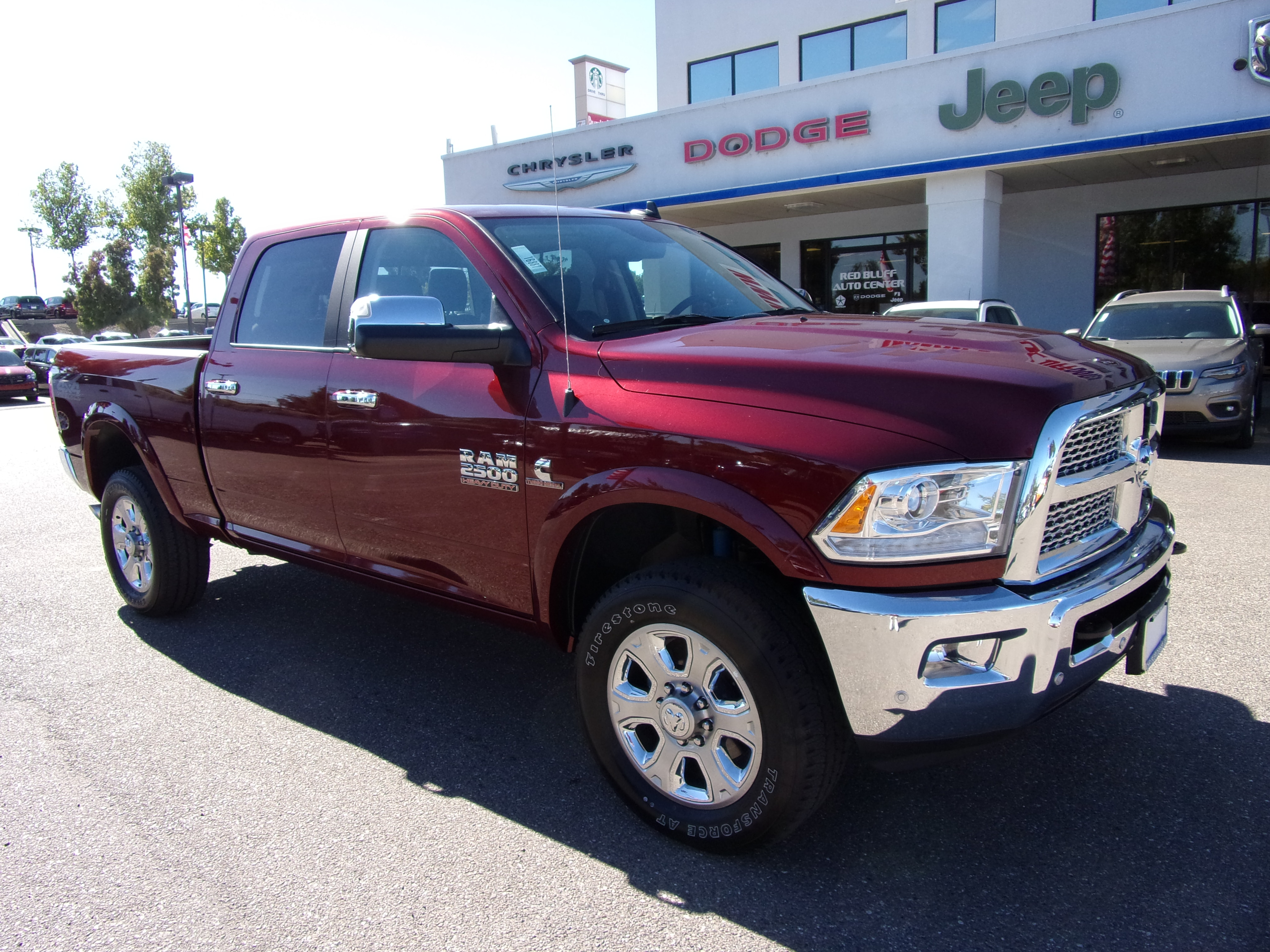 2018 Ram 2500 Crew Cab 4x4,  Pickup #16887 - photo 1