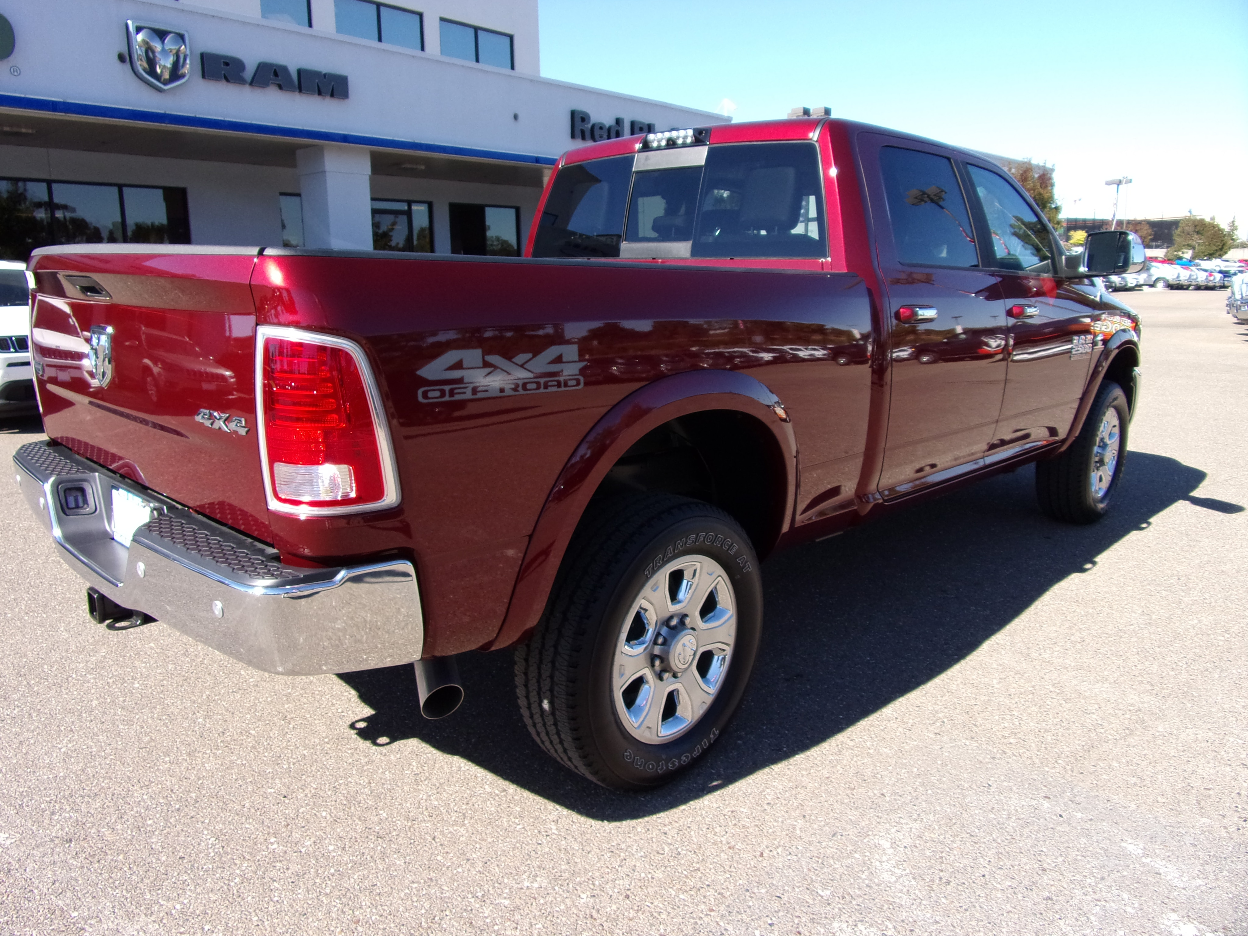 2018 Ram 2500 Crew Cab 4x4,  Pickup #16887 - photo 2