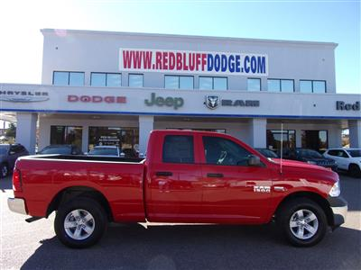 2018 Ram 1500 Quad Cab 4x4,  Pickup #16919 - photo 3