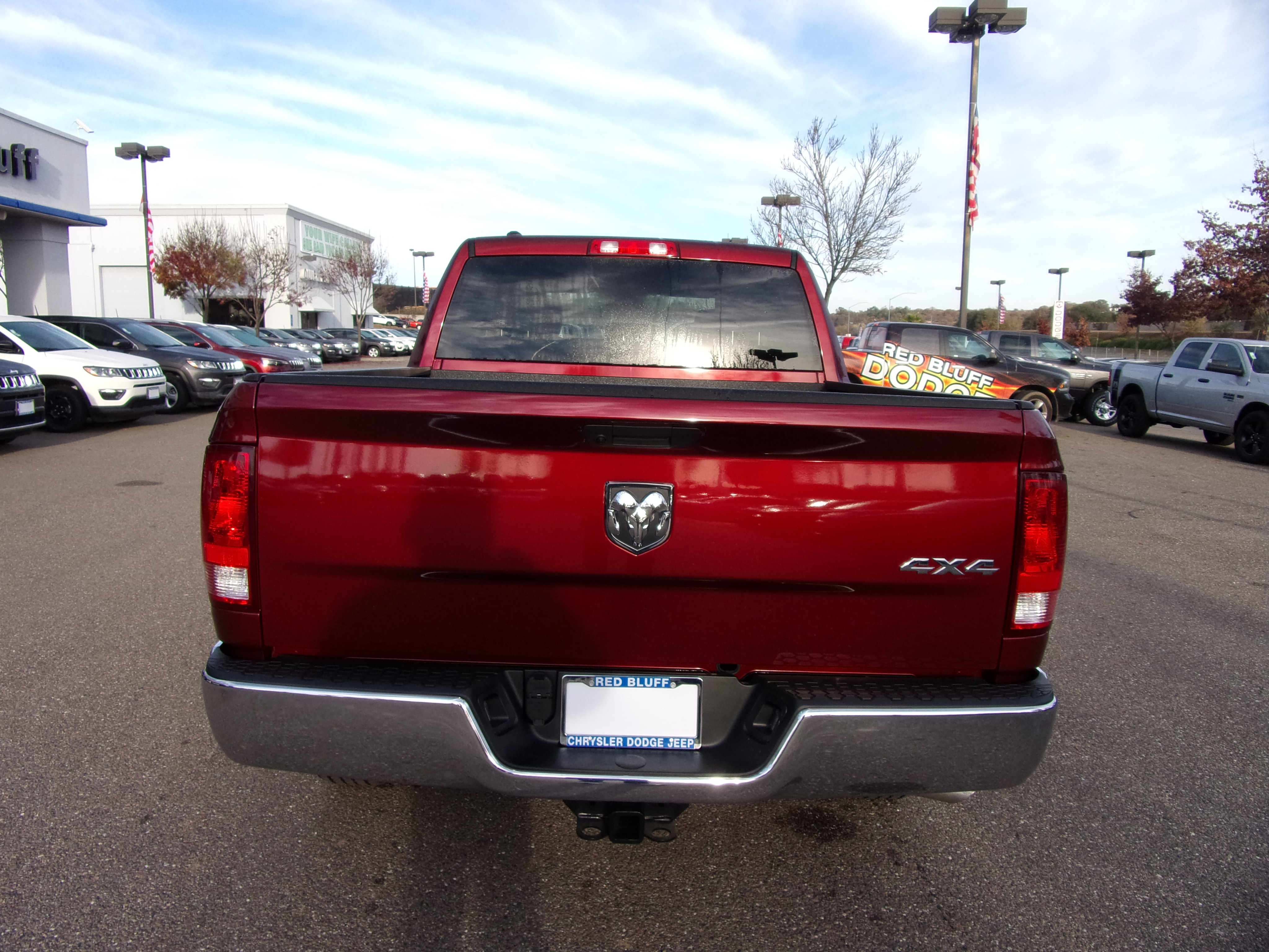 2019 Ram 1500 Crew Cab 4x4,  Pickup #16976 - photo 7