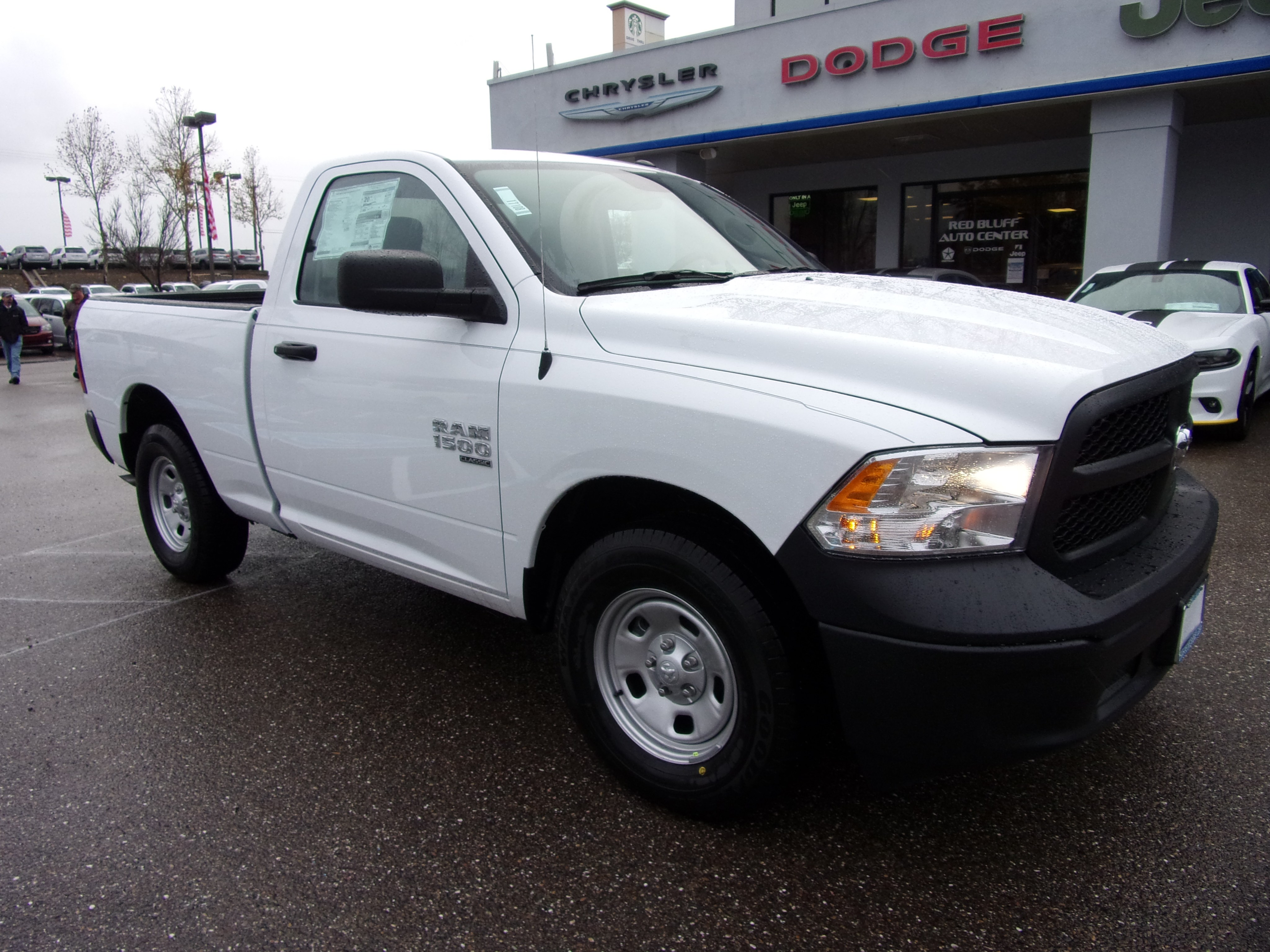 Red Bluff Dodge >> New 2019 Ram 1500 Pickup For Sale In Red Bluff Ca 17108