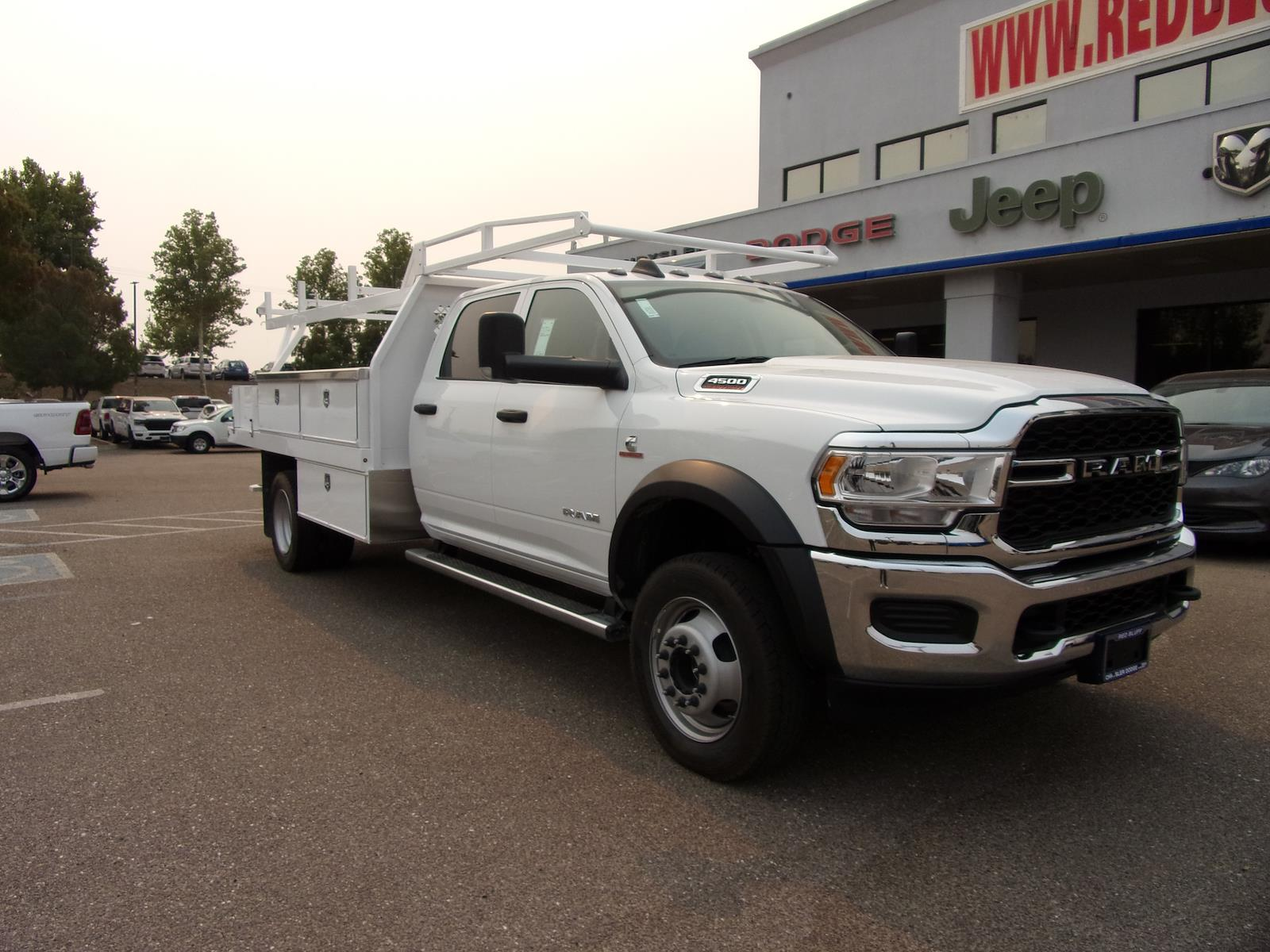 2020 Ram 4500 Crew Cab DRW 4x4, Harbor Contractor Body #18210 - photo 1
