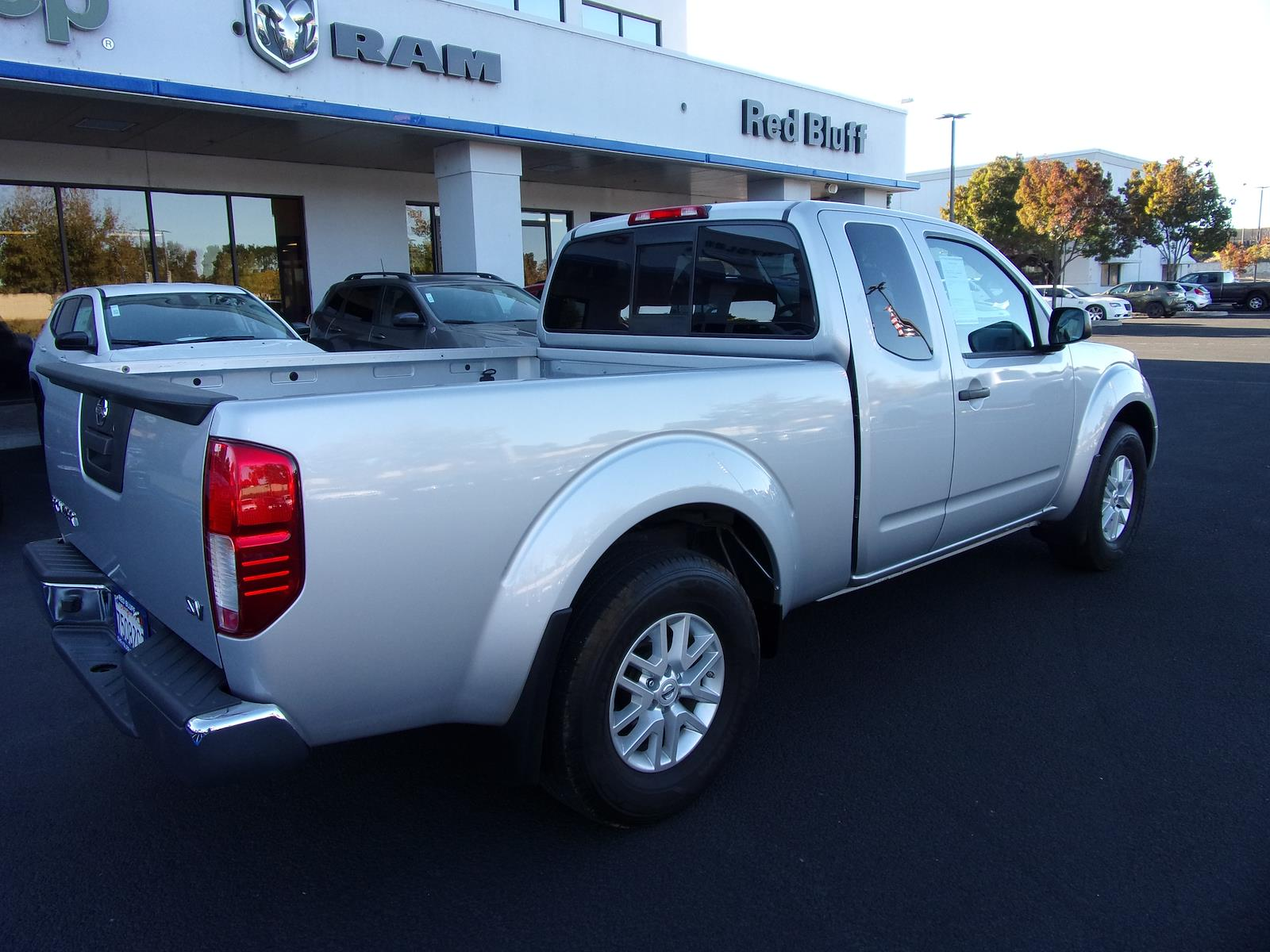 2017 Nissan Frontier King Cab 4x2, Pickup #46594 - photo 1