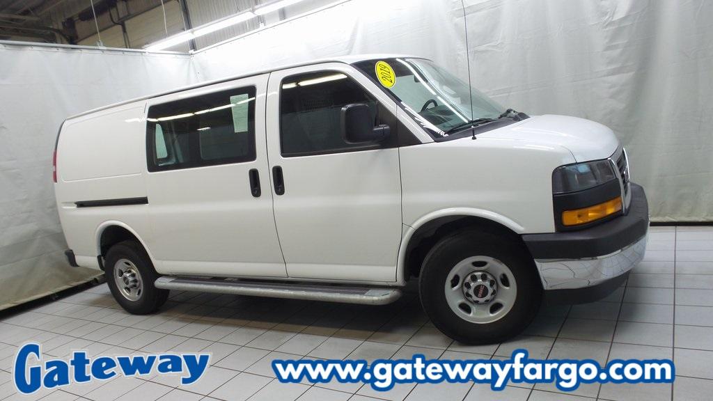 2019 GMC Savana 2500 4x2, Empty Cargo Van #K1246633 - photo 1