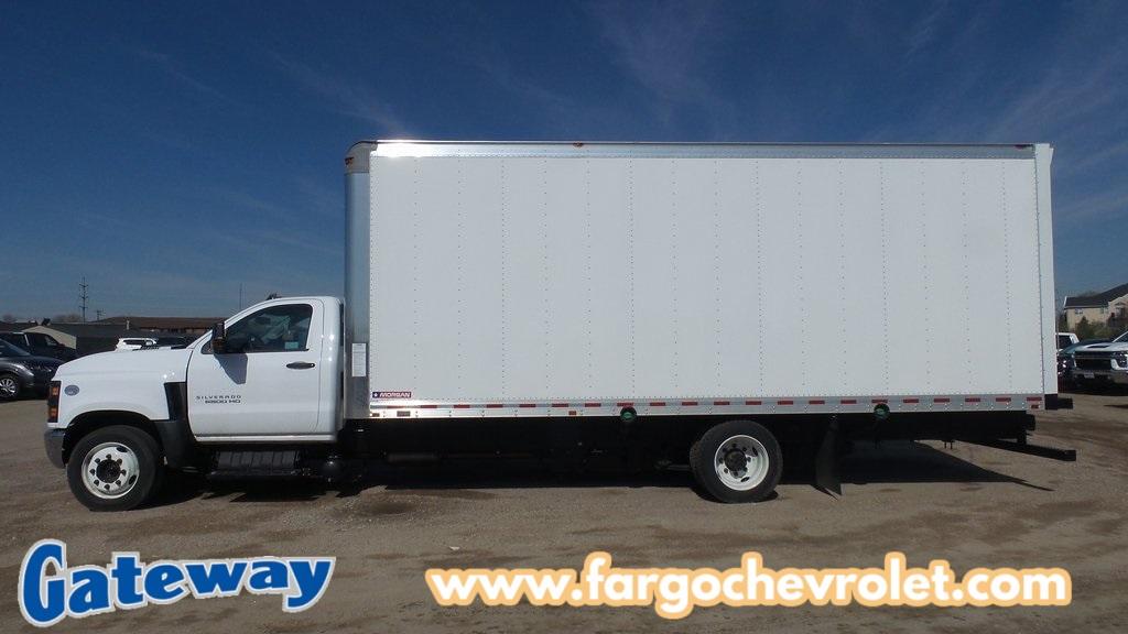 2019 Chevrolet Silverado 6500 Regular Cab DRW 4x2, Morgan Dry Freight #KH406034 - photo 1