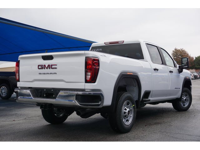2020 Sierra 2500 Crew Cab 4x4, Pickup #100728 - photo 2