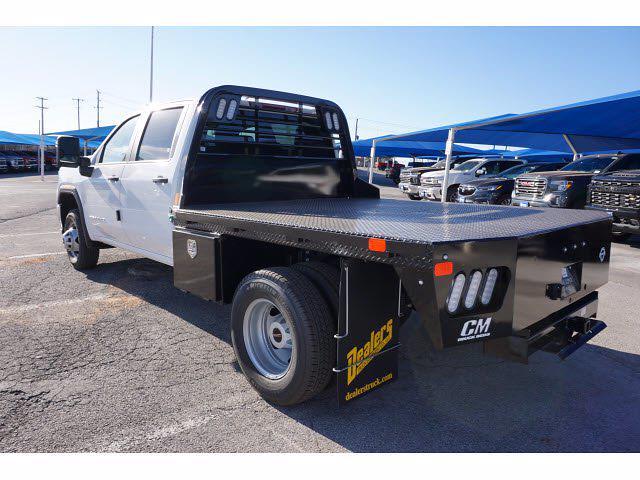 2020 GMC Sierra 3500 Crew Cab 4x4, CM Truck Beds Platform Body #103328 - photo 1
