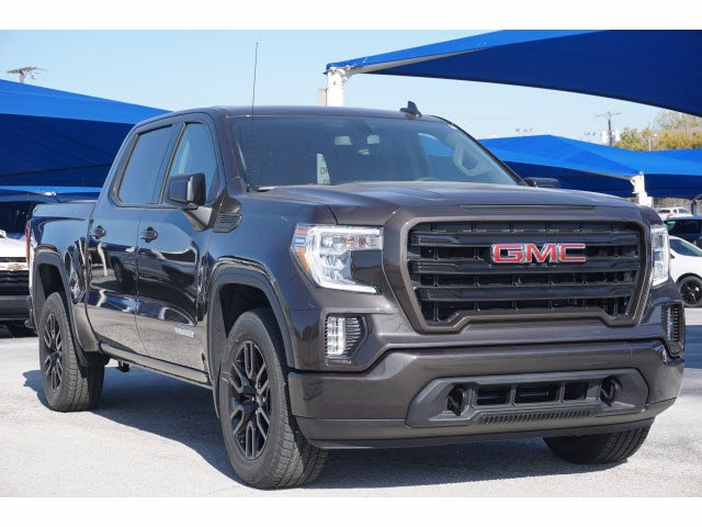 2021 GMC Sierra 1500 Crew Cab 4x2, Pickup #110300 - photo 3