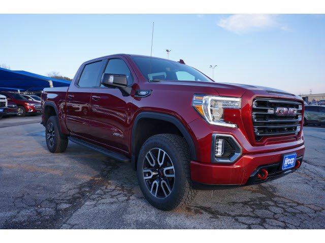 2021 GMC Sierra 1500 Crew Cab 4x4, Pickup #110937 - photo 3