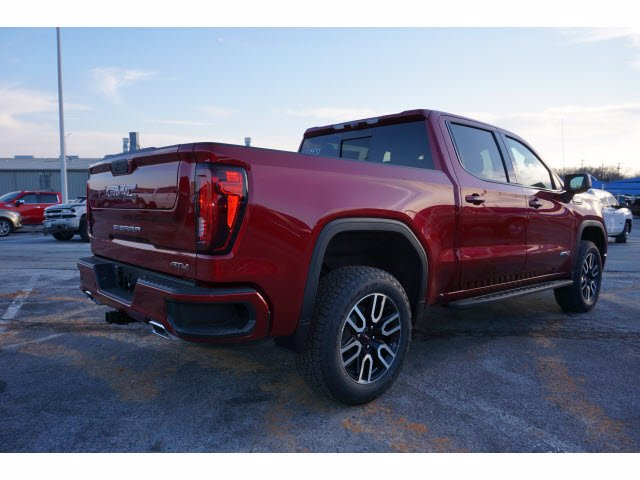 2021 GMC Sierra 1500 Crew Cab 4x4, Pickup #110937 - photo 4
