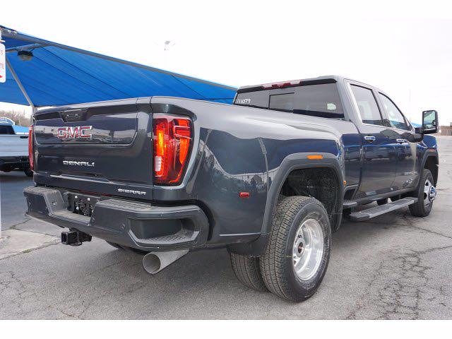 2021 GMC Sierra 3500 Crew Cab 4x4, Pickup #111079 - photo 4