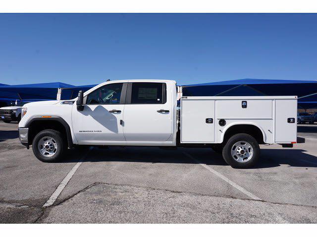 2021 GMC Sierra 2500 Crew Cab 4x2, Knapheide Steel Service Body #111094 - photo 6