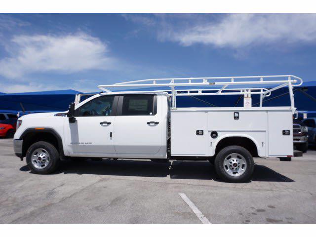 2021 GMC Sierra 2500 Crew Cab 4x2, Knapheide Steel Service Body #111420 - photo 7