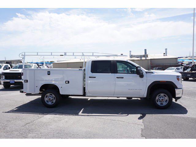 2021 GMC Sierra 2500 Crew Cab 4x2, Knapheide Steel Service Body #111421 - photo 4
