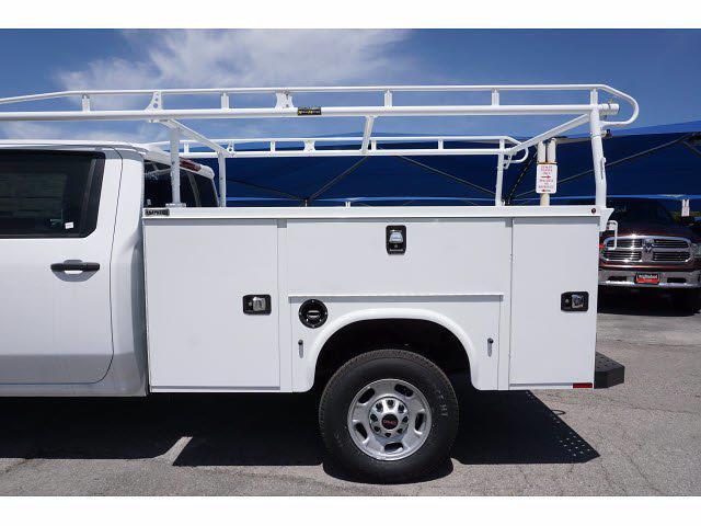 2021 GMC Sierra 2500 Crew Cab 4x2, Knapheide Steel Service Body #111421 - photo 8