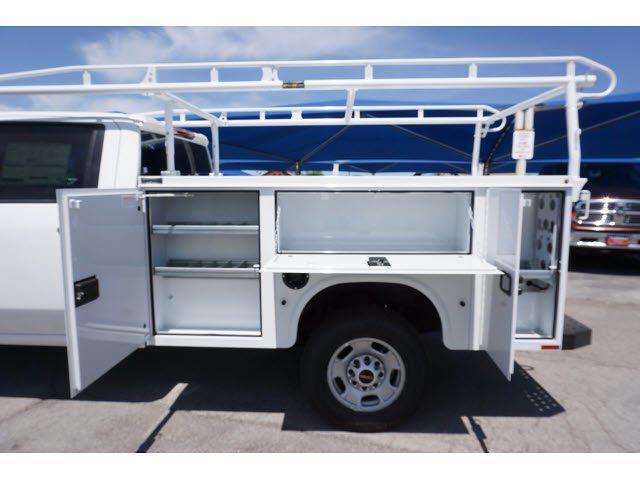 2021 GMC Sierra 2500 Crew Cab 4x2, Knapheide Steel Service Body #111421 - photo 9