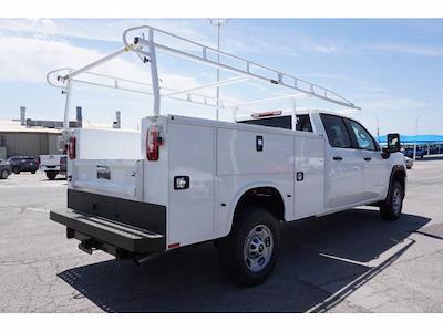 2021 GMC Sierra 2500 Crew Cab 4x2, Knapheide Steel Service Body #111421 - photo 5