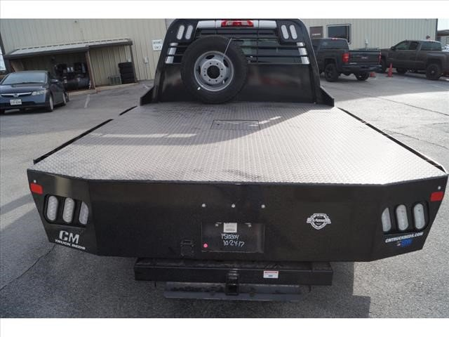 2018 Sierra 3500 Crew Cab DRW 4x4,  CM Truck Beds Platform Body #180918 - photo 3