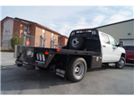 2018 Sierra 3500 Crew Cab DRW 4x4 Platform Body #180918 - photo 1