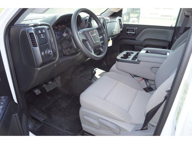 2018 Sierra 3500 Crew Cab DRW 4x4,  CM Truck Beds Platform Body #181299 - photo 6