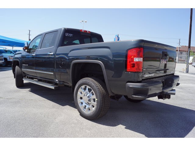 2018 Sierra 2500 Crew Cab 4x4, Pickup #181735 - photo 2