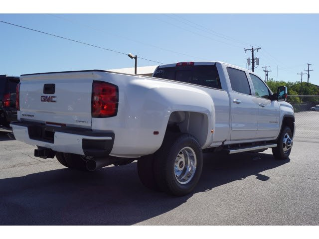 2018 Sierra 3500 Crew Cab 4x4,  Pickup #182574 - photo 4