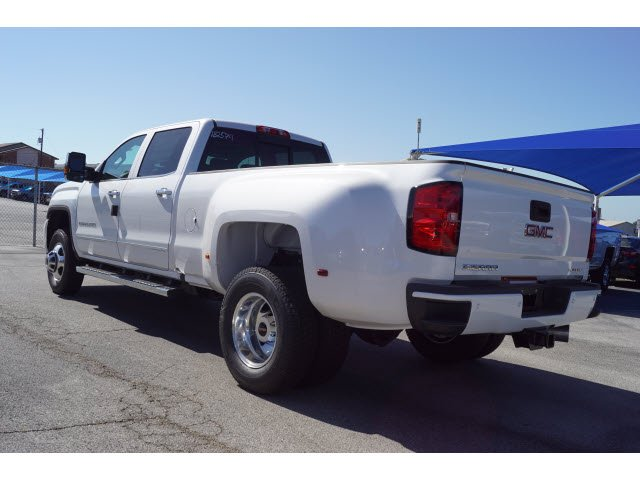 2018 Sierra 3500 Crew Cab 4x4,  Pickup #182574 - photo 2
