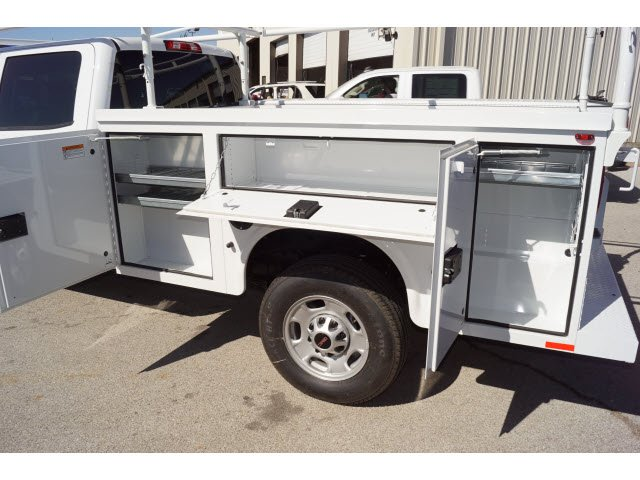 2018 Sierra 2500 Crew Cab 4x2,  Knapheide Service Body #183522 - photo 3