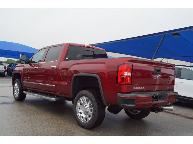 2019 Sierra 2500 Crew Cab 4x4,  Pickup #190566 - photo 4