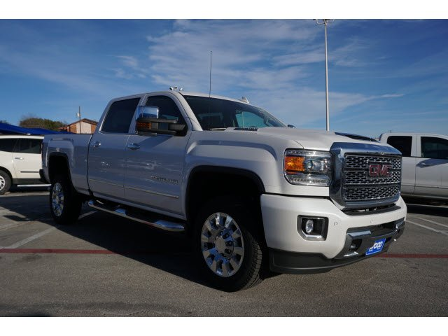 2019 Sierra 2500 Crew Cab 4x4,  Pickup #190582 - photo 3