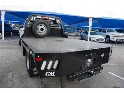 2019 Sierra 3500 Crew Cab DRW 4x4, CM Truck Beds RD Model Platform Body #192106 - photo 2