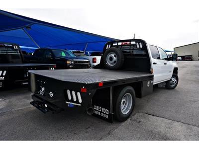 2019 Sierra 3500 Crew Cab DRW 4x4, CM Truck Beds RD Model Platform Body #192195 - photo 2